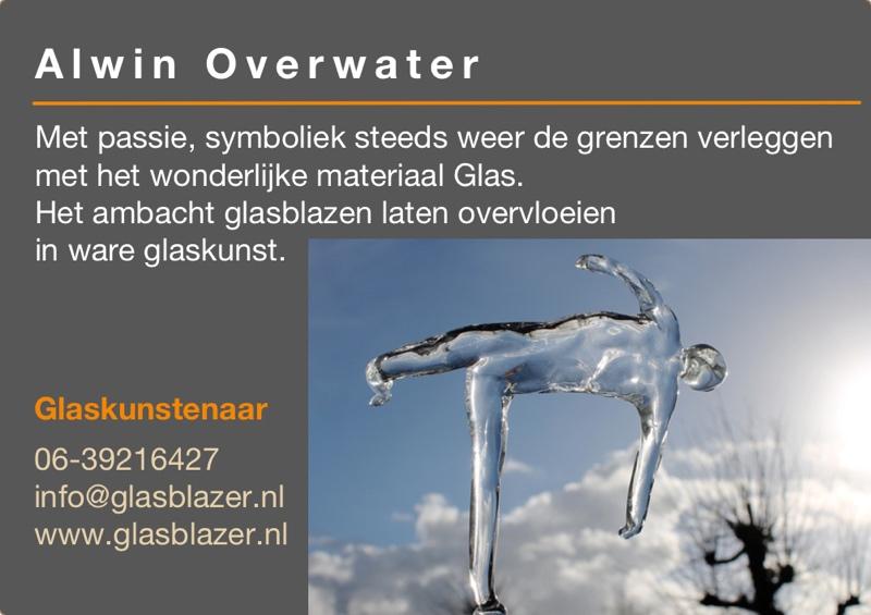 Kunst in de Tuinen 2016 Alwin Overwater