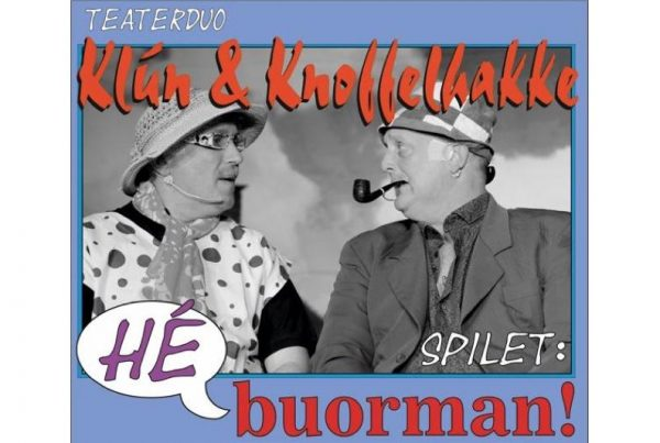 Klún Knoffelhakke - He Buorman