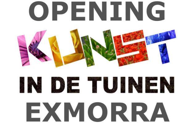 Opening Kunst in de Tuinen Exmorra