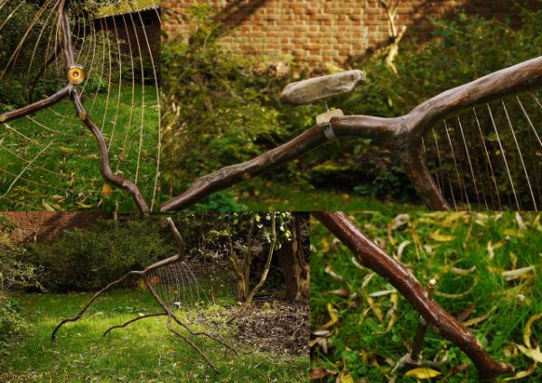 Kunst in de Tuinen 2018 - Louwrens Ellens